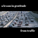 a lesson in gratitude