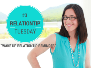 relationtip reminder
