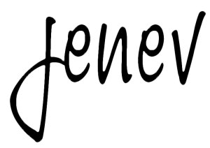Jenev's signature
